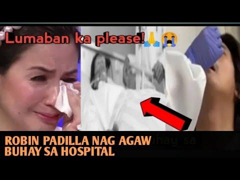JUST IN: ROBIN PADILLA AGAW BUHAY SA HOSPITAL! MARIEL PADILLA SUBRANG NAG LUKSA -  (2020)