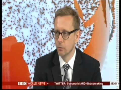 ASIFMA CEO Mark Austen on BBC Asia Biz Report