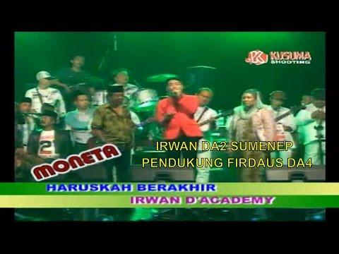 IRWAN DA2 SUMENEP   HARUSKAH BERAKHIR  MONATA LIVE IN KALAMPES BANGKALAN