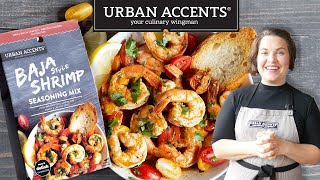SBT Cooks Baja Style Shrimp   Cook School   Urban Accents Spices