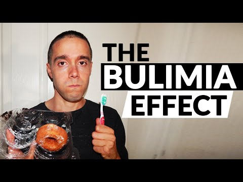 Bulimia Effect- If I Eat One Thing, I'll Eat Everything, So I Eat Nothing- BULIMIA RECOVERY