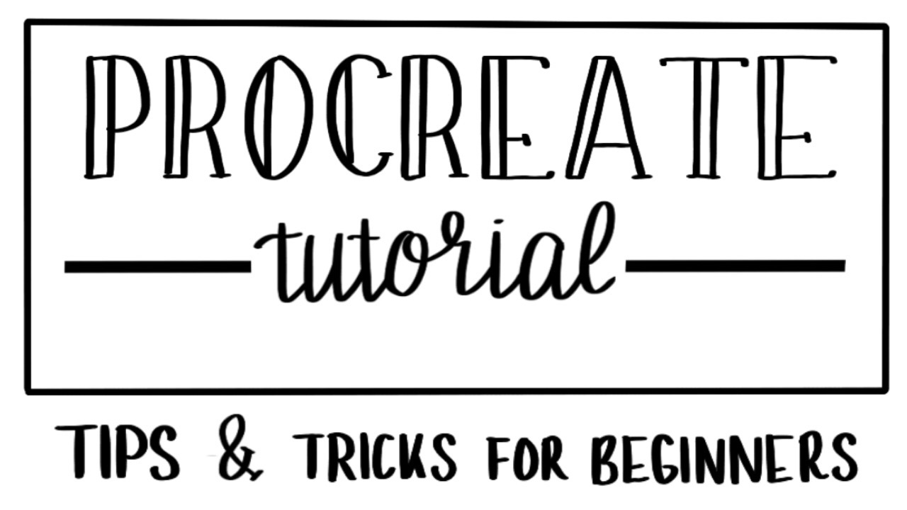 How To Draw On Procreate For Beginners
