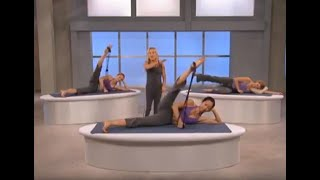 Gaiam CorePlus Reformer Workout - Lower Body Sculpting