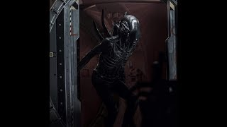 Alien Covenant All Xenomorph Scenes in digital HD (Hunting) thumbnail