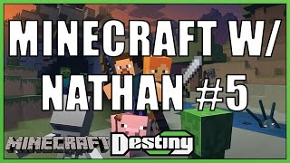 Video Minecraft with my son Nathan - Episode 5 download MP3, 3GP, MP4, WEBM, AVI, FLV Oktober 2018