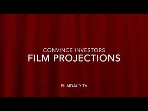 Convince Investors with Film Projections