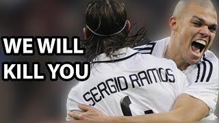 Pepe and Ramos