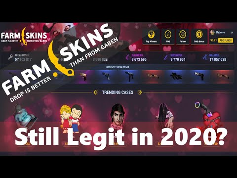 FarmSkins In 2020 - Still Legitimate?