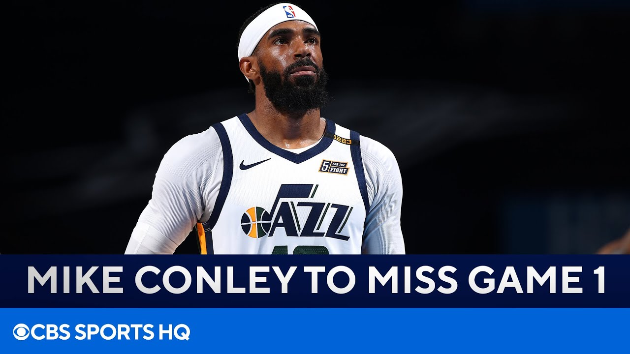 Clippers on guard for possible return of Jazz's Mike Conley