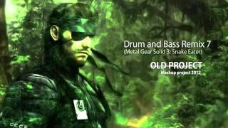 Download Drum and Bass Remix 7 (Metal Gear Solid 3: Snake Eater) MP3 song and Music Video