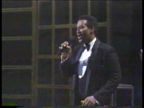 So Amazing Live- Luther Vandross