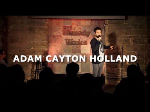Adam Cayton-Holland - Birth of the Corndog - Comedy Works