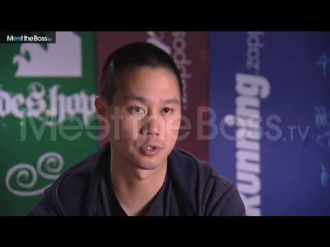 Tony Hsieh Zappos - Passionate Customer Services at Zappos   MeetTheBoss