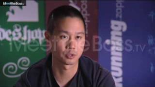 Tony Hsieh Zappos - Passionate Customer Services at Zappos | MeetTheBoss