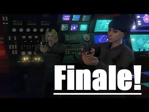 GTA Doomsday Heist Act 2 Finale The Bogdon Problem