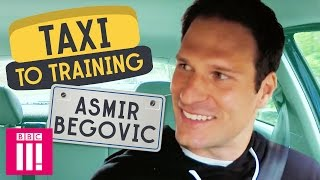Chelsea's Asmir Begović | Taxi To Training