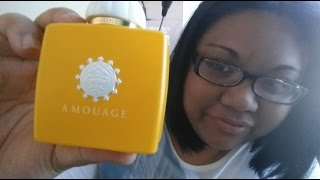 Amouage Sunshine Woman Fragrance Review (2014)
