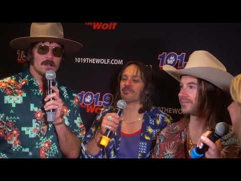 Midland interview in Las Vegas 2018