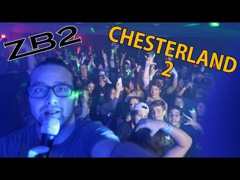 J'AI MIXER DEVANT 400 PERSONNES! || Chesterland 2