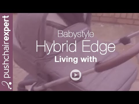 Living With... Hybrid Stroller - First Impressions