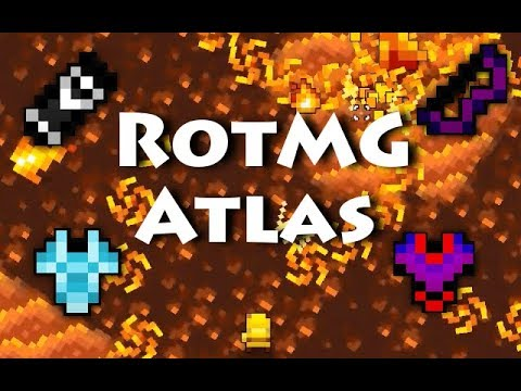RotMG: Private Server | RotMG Atlas | 200+ Custom Items | Custom Events |  And Lots More