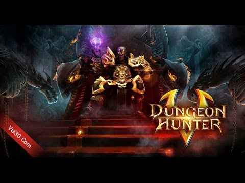 VUI3G.COM | Game Dungeon hunter 5 Hack Cho Android