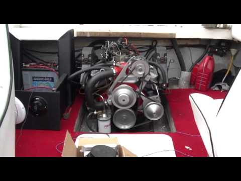 Cracked Engine Block >> OMC 4.3L V6 SUNBIRD - YouTube