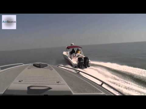 Customs and Border Protection   Boat Chase POLICE