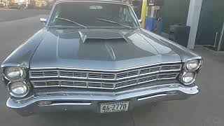 1967 Ford Galaxie 500 Fastback - Video3
