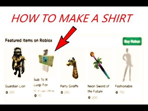 How To Create Roblox T Shirt How To Make A Roblox Shirt Tutorial Easy 2020 Youtube
