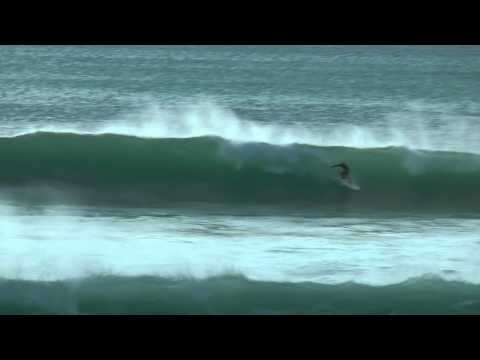 Surfing Molokai