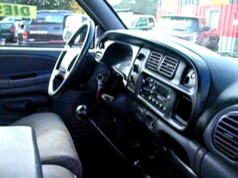 2002 DODGE CUMMINS 24V 6 SPEED DIESEL For sale ...