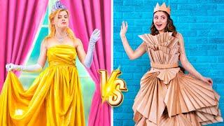 Rica vs Pobre / La Historia de las Princesas