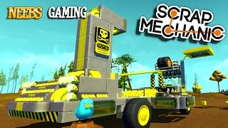 Scrap Mechanic Mega Catapult