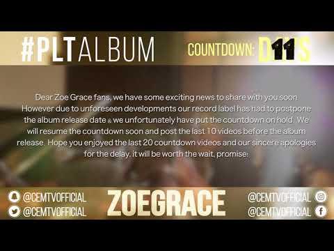 Zoe Grace 2 PLT Album