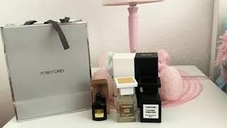 Покупки и обзор ароматов Tom F…