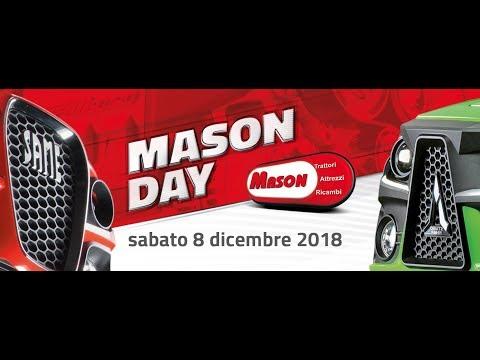 Spot Mason Day 2018