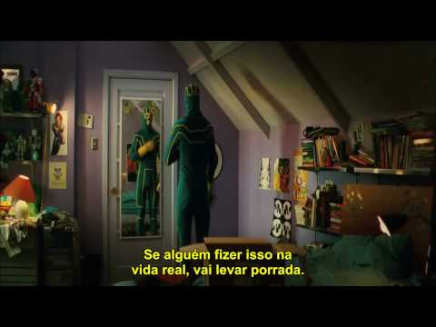 Trailer do filme Kick-Ass - Quebrando Tudo