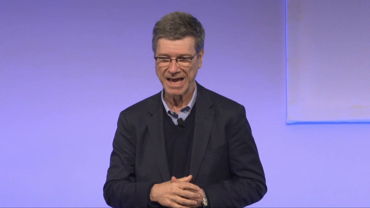 Artificial intelligence and society: In conversation with Jeff Sachs