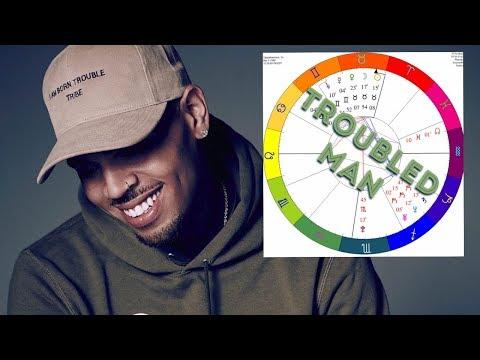Chris Brown Astrology Chart