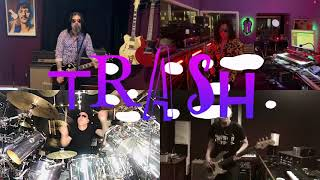 """Halloween Jack """"Trash"""" cover of the New York Dolls"""