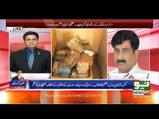 Khabar kay Pechay   Part 3   12 December 2018   Neo News
