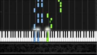 Carol Of The Bells - Piano Tutorial by PlutaX (100%) Synthesia