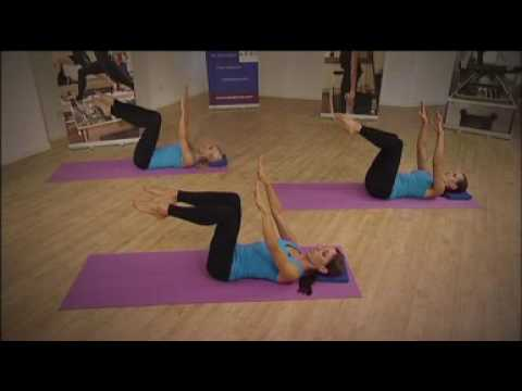 APPI - Pilates for Low Back Pain DVD