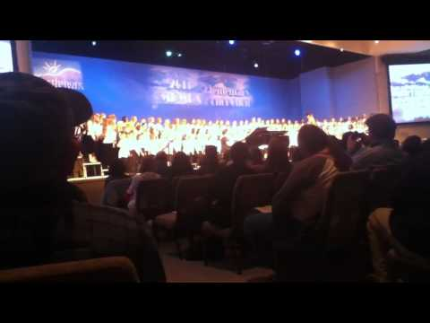 A Child of Song - Honor Choir