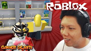 VIDEO GAME VS BUKU !!! | Part-18| | Retail Tycoon| - Roblox Indonesia -