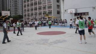 HD 衛理中學 2010-05-06 中四級班際閃避球比賽