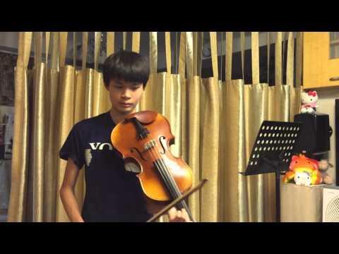The 68th HK Schools Music Festival Viola Solo