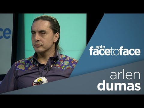 Arlen Dumas: Child welfare system and the path forward from a shuttered rail line | APTN FaceToFace