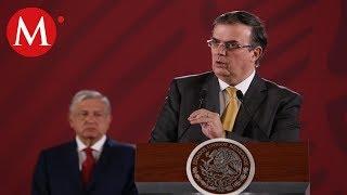 México no se quedará con todo el dinero de 'El Chapo', 'pero EU tampoco': Ebrard